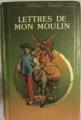 Couverture Lettres de mon moulin Editions EFR 1989