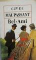 Couverture Bel-Ami Editions Grands textes classiques 1993