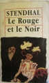 Couverture Le rouge et le noir Editions Grands textes classiques 1993