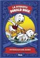 Couverture La Dynastie Donald Duck, tome 12 : 1961-1962 Editions Glénat (Disney intégrale) 2013