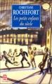 Couverture Les petits enfants du siècle Editions Grasset 2011