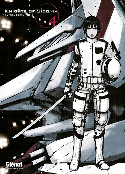 Couverture Knights of Sidonia, tome 04