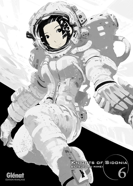 Couverture Knights of Sidonia, tome 06