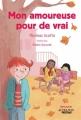 Couverture Mon amoureuse pour de vrai Editions Actes Sud 2013