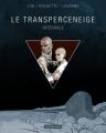 Couverture Transperceneige, intégrale Editions Casterman 2013