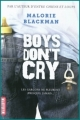 Couverture Boys don't cry, tome 1 Editions Milan 2011