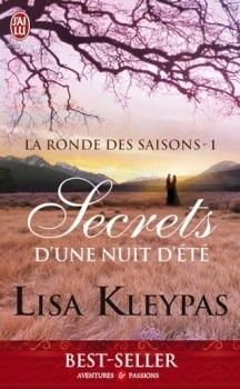 Couverture La ronde des saisons, tome 1 : Secrets d'une nuit d'été