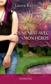 Couverture Une nuit avec mon héros Editions J'ai Lu 2013