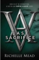 Couverture Vampire Academy, tome 6 : Sacrifice ultime Editions Razorbill 2010
