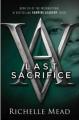 Couverture Vampire academy, tome 6 : Sacrifice ultime Editions Razorbill 2010