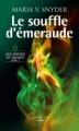 Couverture Les Portes du secret, tome 2 : L'Apprenti magicienne / Le Souffle d'émeraude Editions Harlequin (Darkiss poche) 2013