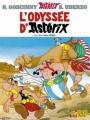 Couverture Astérix, tome 26 : L'odyssée d'Astérix Editions Albert René 2003