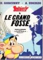 Couverture Astérix, tome 25 : Le grand fossé Editions Albert René 1988