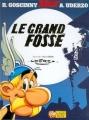 Couverture Astérix, tome 25 : Le grand fossé Editions Albert René 2007