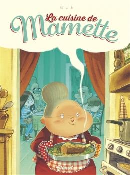 Couverture La cuisine de Mamette