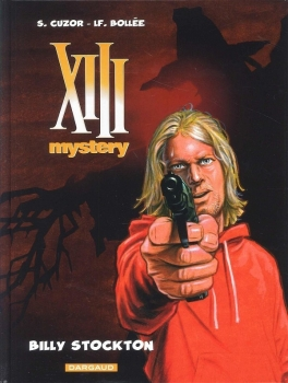 Couverture XIII mystery, tome 06 : Billy Stockton