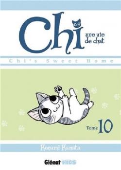 Couverture Chi, une vie de chat, tome 10