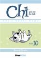 Couverture Chi, une vie de chat, tome 10 Editions Glénat 2013