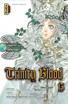 Couverture Trinity Blood, tome 15