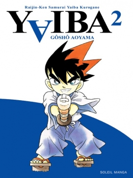 Couverture Yaiba, tome 02