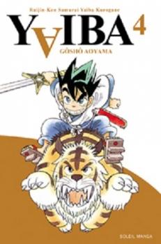 Couverture Yaiba, tome 04