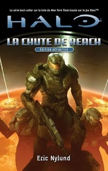Couverture Halo, tome 1 : La Chute de Reach