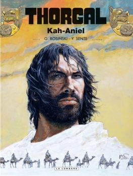 Couverture Thorgal, tome 34 : Kah-Aniel