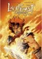 Couverture Lanfeust Odyssey, tome 05 : Le Piège des Sables Editions Soleil 2013