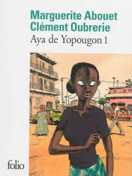 Couverture Aya de Yopougon, tome 1