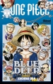 Couverture One Piece DEEP BLUE : Characters World Editions Glénat 2013