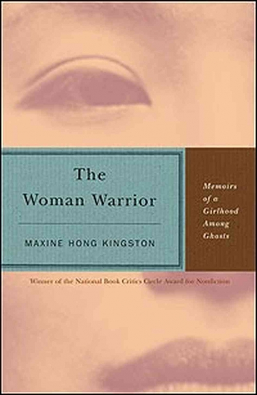 Couverture The Woman Warrior: Memoirs of a Girlhood Among Ghosts