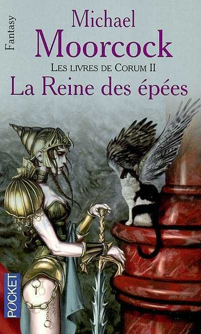 Couverture Les livres de Corum, tome 2 : La reine des épées