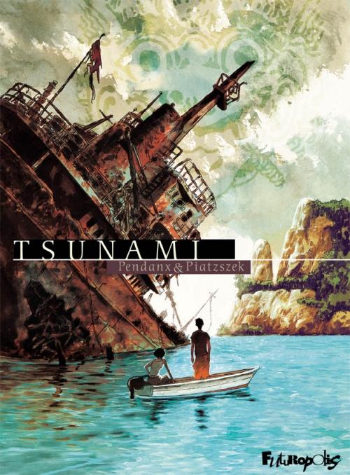 Couverture Tsunami