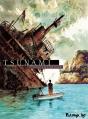 Couverture Tsunami Editions Futuropolis 2013