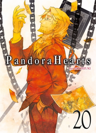 Couverture Pandora Hearts, tome 20