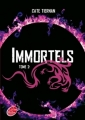 Couverture Immortels, tome 2 : La traque Editions Hachette (Black moon) 2013