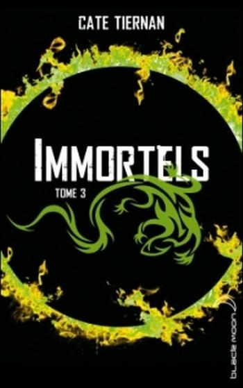 Couverture Immortels, tome 3 : La guerre