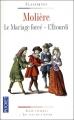 Couverture Le Mariage forcé suivi de L'Etourdi Editions Pocket (Classiques) 2009
