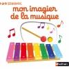 Couverture Mon imagier de la musique Editions Nathan (Kididoc) 2013