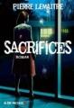Couverture Sacrifices Editions Albin Michel 2012