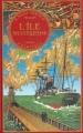 Couverture L'île mystérieuse Editions Atlas 2006
