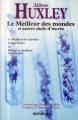 Couverture Le Meilleur des mondes et autres chefs-d'oeuvre Editions Omnibus 2013