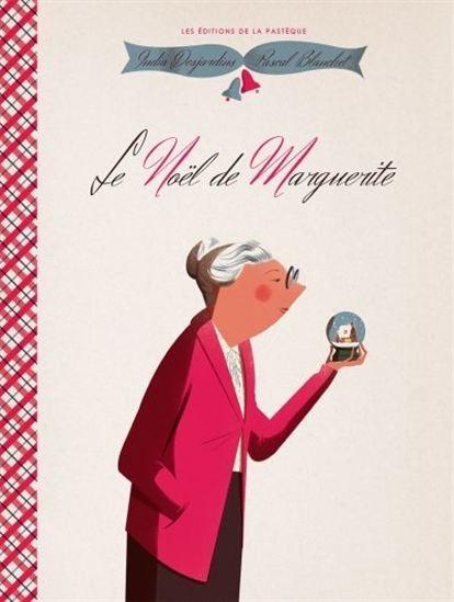 Couverture Le Noël de Marguerite