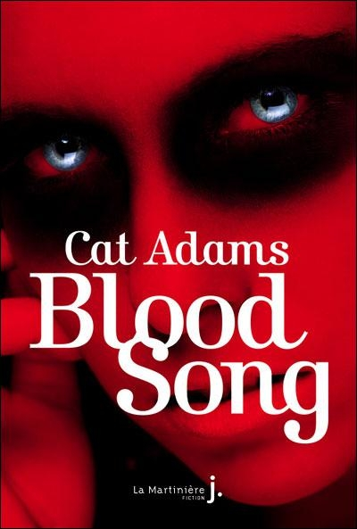 Couverture Blood Song, tome 1