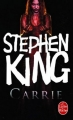 Couverture Carrie Editions Le livre de poche 2013