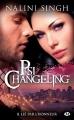 Couverture Psi-changeling, tome 08 : Lié par l'honneur Editions Milady (Bit-lit) 2013