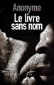 Couverture Bourbon kid, tome 1 : Le Livre sans nom Editions Sonatine 2010