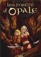 Couverture Les forêts d'Opale, tome 8 : Les hordes de la nuit Editions Soleil 2013