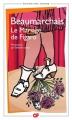 Couverture Le Mariage de Figaro Editions Flammarion (GF) 2008