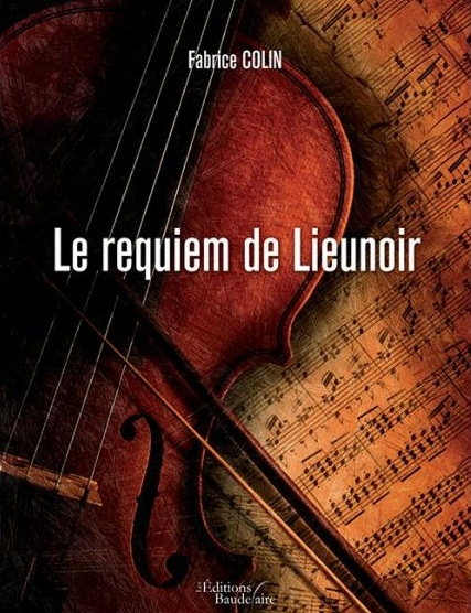 Couverture Le requiem de Lieunoir